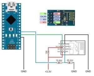 Setup-ESP8266-Arduino IDE